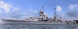 Cruiser Prinz Eugen