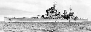 HMS Prince of Wales by tr4br