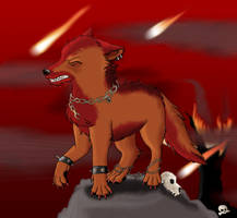 Reyra's Inner Demon Awoken by nightangelwolf