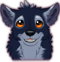 Pupper Noom by nightangelwolf