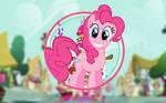 Pinkie Pie Wallpaper (Mane 6 Wallpaper Pack)