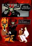Aku Samurai Jack group therapy