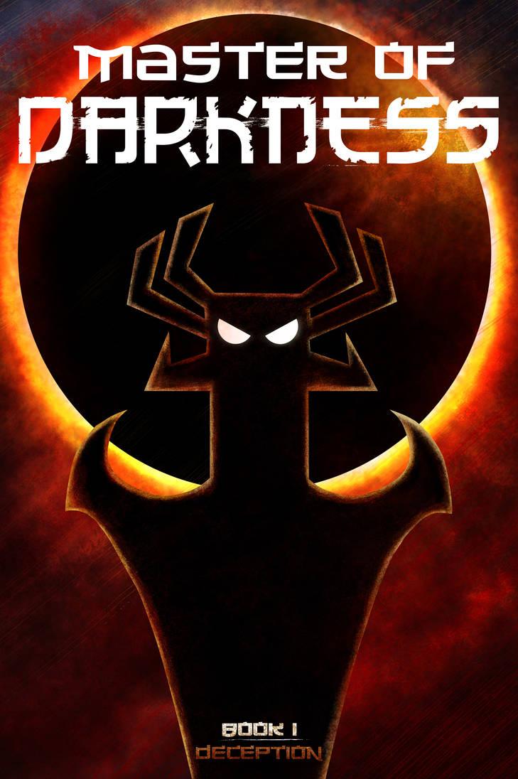 MASTER OF DARKNESS: DECEPTION comics cover by GrievousAlien