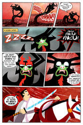Master Of Darkness: Deception - comic page 3