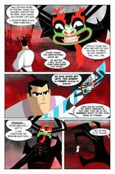Master Of Darkness: Deception - comics page 5