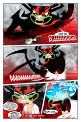 Master Of Darkness: Deception - comics page 7