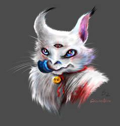 Creature concept B2 Killer kitty