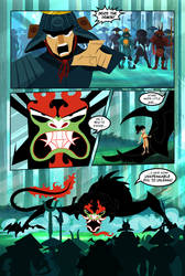 Master Of Darkness: Deception - page 30