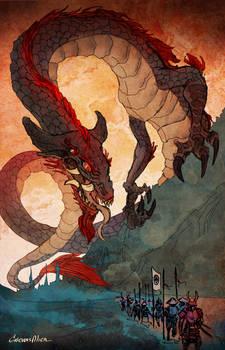 Black dragon uprising