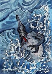 Kojin aka Sharkman