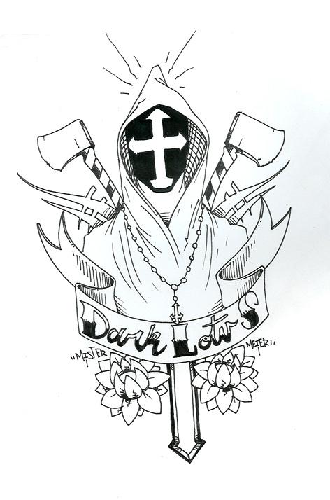 Dark Lotus By Mistermeier On Deviantart