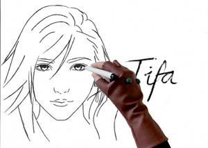 TIFA LOCKHART - DRAW MY LIFE