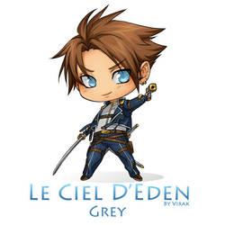 Chibi Grey