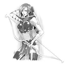 Dragon Age Leliana