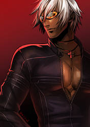 The King of Fighters XV K'