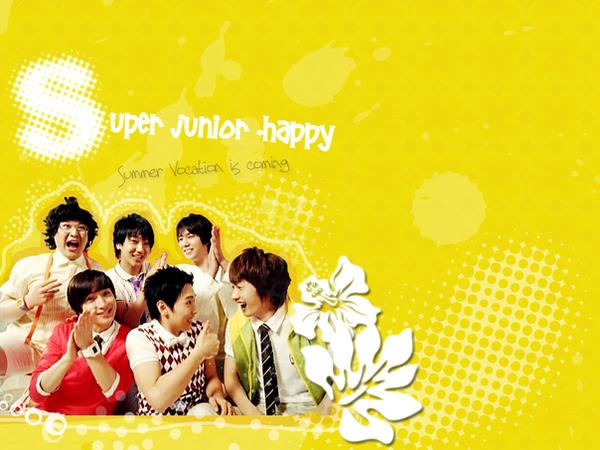 Wallpaper Super Junior