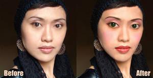 Beauty retouch 003