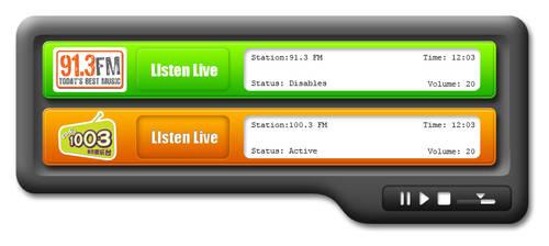 Interface 001 FM radio