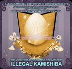 Illegal Kamishiba Custom slot - CLOSED