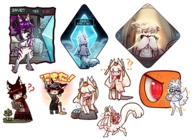 [Stygians] Dream-Online Event quests