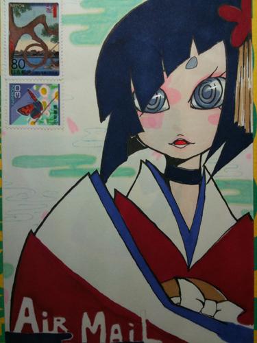 envelope by pakasago