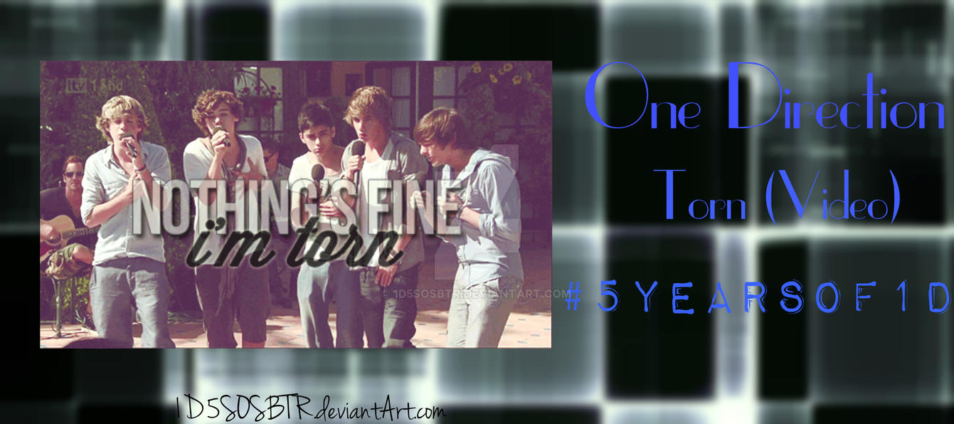 One Direction - Torn (Judge's House) [Video] by 1D5SOSBTR on