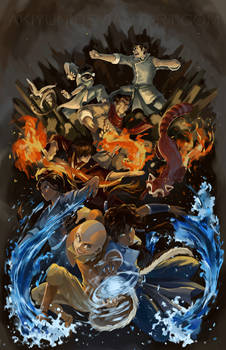 Avatar: The Old and New
