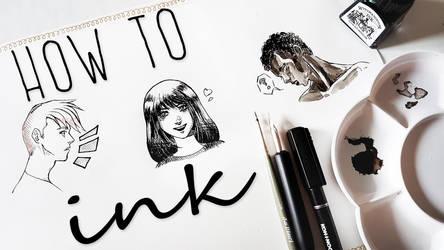 How to Ink Tutorial (English / Italiano)