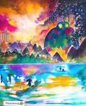 River of the Giants by frankekka