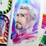 Tony Stark - Ironman - Avengers Endgame