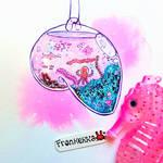 Inktober day 5: nautilus