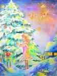 Happy New Year 2021 by frankekka
