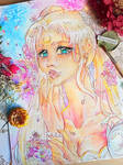 Queen Serenity - Sailor Moon (Detail)