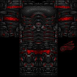 Ta Body Armor Classic By Bunnyscream On Deviantart