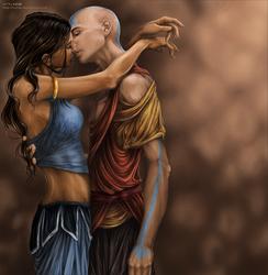 Avatar . Kataang : Real Thing by Nylak