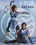 Avatar : Katara Poster
