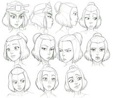 Suki Expressions Study by Nylak