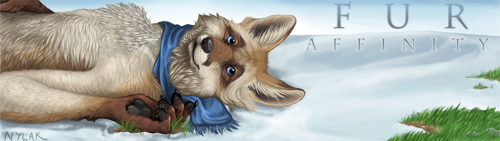 FA Banner : Snow Bathing by Nylak