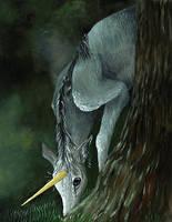 Unicorn Fawn by Nylak