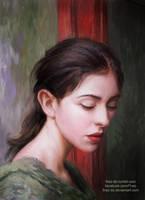 Corel Painter test by FiRez-DA
