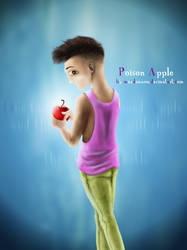 Poison Apple by MaxDaeWon