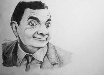 Mr Bean by MaxDaeWon