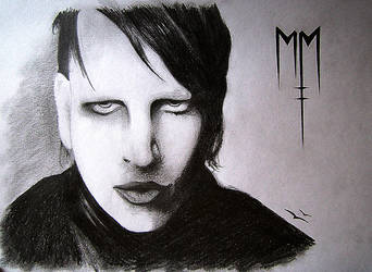 Mr Manson by MaxDaeWon