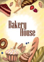 Bakery House by MaxDaeWon