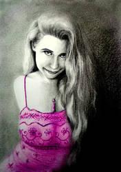 sensual portrait by rogerioarte