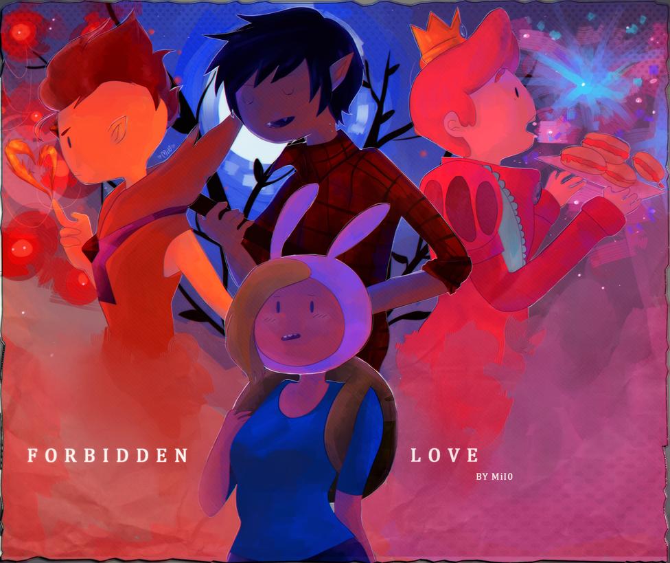 Forbidden love [CP] by MiI0