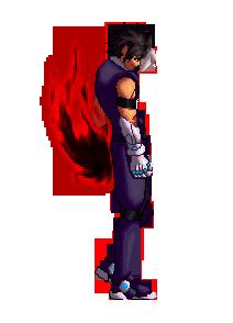 nameless KOF XIII by MokonaKyo