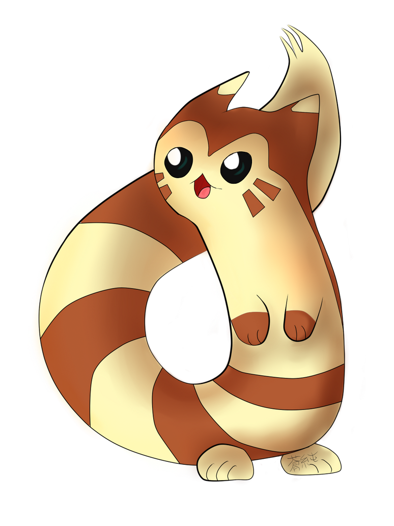 Furret by Soujun