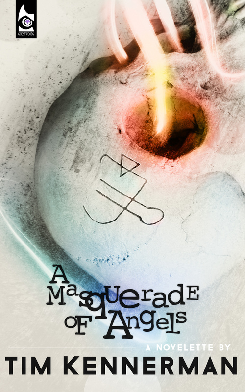A Masquerade of Angels - ebook cover by gaborcsigas