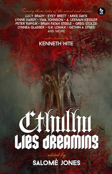 Book Cover for Cthulhu Lies Dreaming